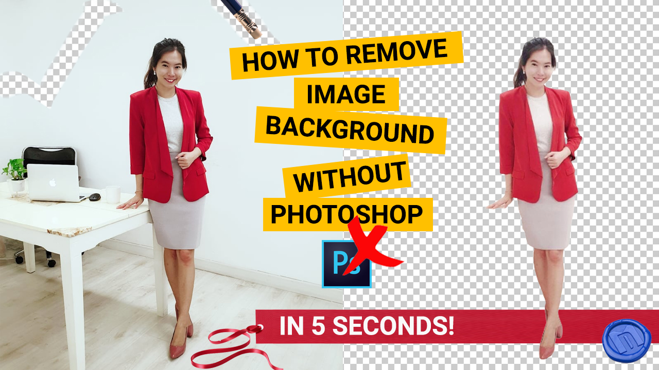 How To Remove Image Background Without Photoshop