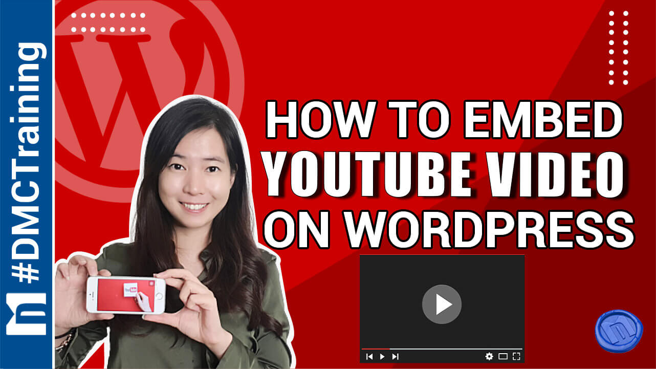 How To Embed Youtube Video on WordPress