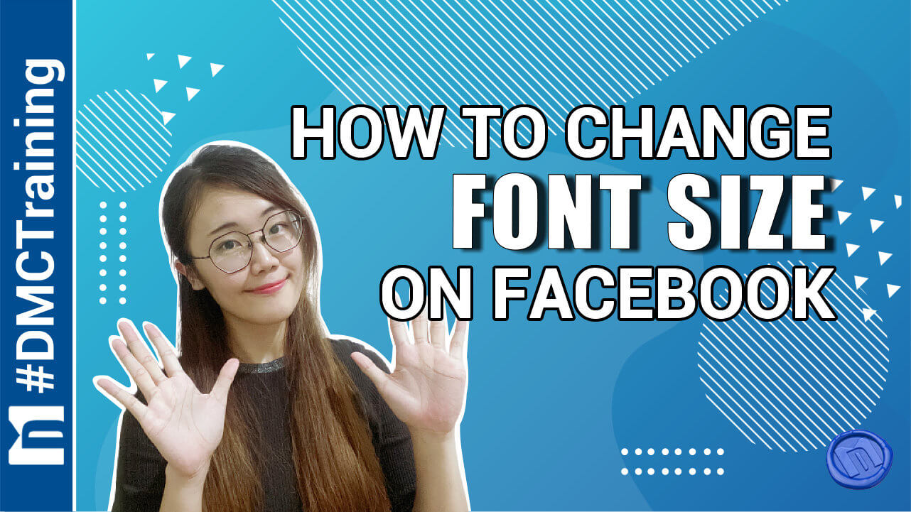 How To Change Font Size On Facebook
