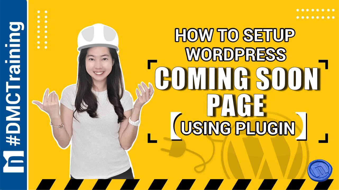 wordpress coming soon page plugin
