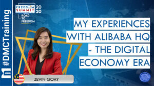 My Experiences with Alibaba HQ - The Digital Economy Era