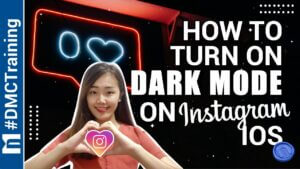 How To Turn On Dark Mode Instagram iOS